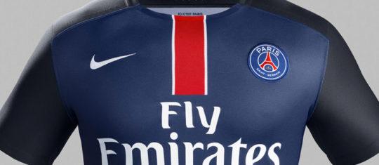 choisir le maillot du PSG